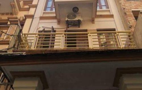 Gia chủ mua nhà Phố cổ bán nhà 5 tầng trong khu phân lô đường đôi Văn Khê, nhà đẹp