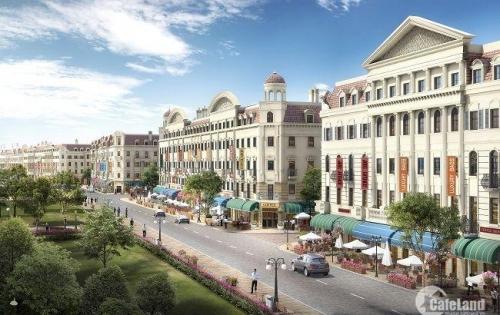 Bán Shophouse mặt đường Hạ Long - 3,3 tỷ - chiết khấu cao