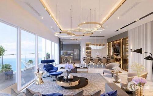 Bán căn hộ Doji Bến Đoan, Hạ Long, full đồ, CK 750 triệu