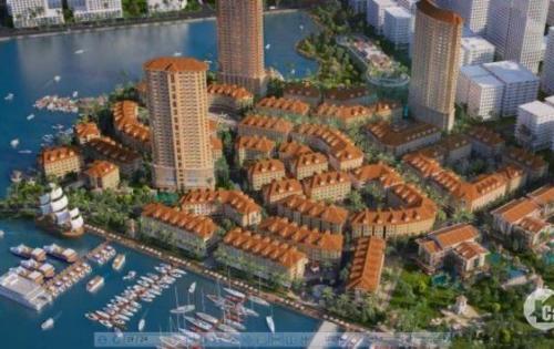 Siêu Dự Án Biệt Thự Liền Kề & Shophouse HarborBay - Đại Trung Hải, bên vịnh Hạ Long