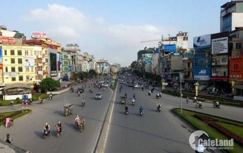 Bán nhà mặt phố Minh Khai sau quy hoạch, diện tích 55m2, 2 tầng, mặt tiền 4,4m, 14,8 tỷ