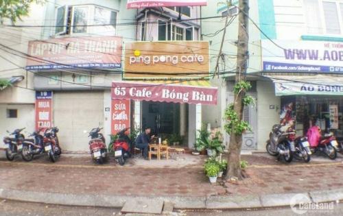 Cho thuê nhà mặt phố Trần Đại Nghĩa làm Văn Phòng/Cửa hàng