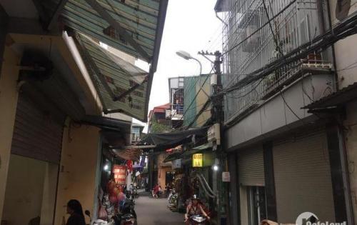 Bán nhà phố Vĩnh Hưng,diện tích 53m2, mặt tiền  4,7m, kinh doanh vui cũng hái tiền.
