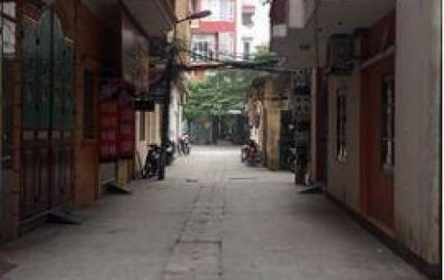 Chính chủ bán nhà KV Tam Trinh, Hai Bà Trưng_đường nông rộng 4m_GARA OTO_95m2*6T_9P.N.