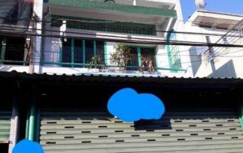 Bán nhà 1 triệt 2 lầu  xã Phạm Văn Hai, Bình Chánh, HCM
