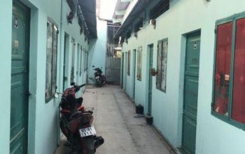 Cần bán gấp dãy10 phòng trọ  đường Lê Thị Hồng Gấm,Hóc Môn,150m2,giá 1,2 tỷ LH:0932763117