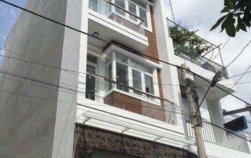 Bán gấp giá rẻ nhà 2 lầu 4 * 18 đường Bà Điểm 4 Hóc Môn.Giá 1,8 tỉ 90