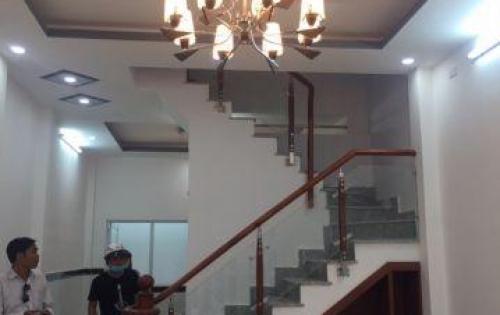 Nhà trống vào ở liền, 1 trệt+2 lầu, ở Huỳnh Tấn Phát, Phú Xuân .