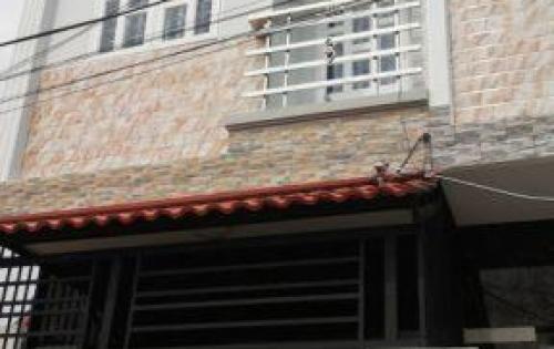 Nhà trống, 2 lầu, đường Huỳnh Tấn Phát hẻm 2266.