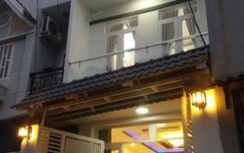 Bán nhà hẻm 1979 Huỳnh Tấn Phát Nhà Bè DT 4m x 13m, 4 PN, hẻm xe hơi 6m, giá 4.1 tỷ