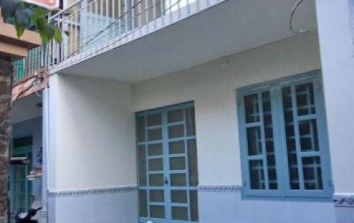 Bán nhà 1 lầu hẻm 2211 Huỳnh Tấn Phát thị trấn Nhà Bè, HCM. Giá 1.2 tỷ