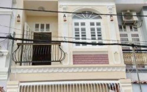 Bán nhà đẹp 2 lầu hẻm xe hơi 2279 Huỳnh Tấn Phát Thị Trấn Nhà Bè. Giá 4.1 tỷ