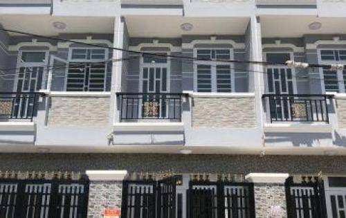 Bán nhà đường Nguyễn Bình, Phú Xuân, Nhà Bè, DT 3,8m x 12m, 2 lầu, 4 PN, đường xe hơi, giá 1.95 tỷ