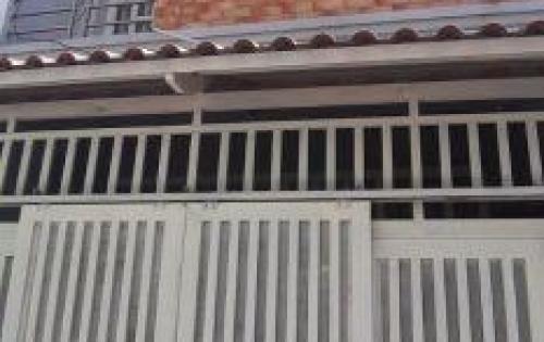 Bán nhà sổ hồng riêng hẻm 1942 đường Huỳnh Tấn Phát, thị trấn Nhà Bè, DT 4 x 10m. Giá 2.55 tỷ