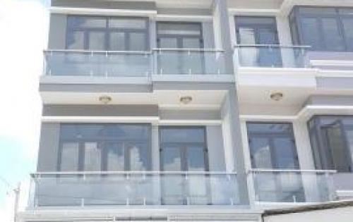 Bán nhà đường Đào Tông Nguyên, Phú Xuân, Nhà Bè, DT 5.5 x 15m, 3 lầu, 4PN. Hẻm xe hơi, giá 5.5 tỷ