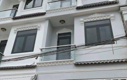 Bán nhà hẻm 2177 đường Huỳnh Tấn Phát, TT Nhà Bè, HCM. DT 4m x 12.5m, 3 lầu 4 PN, giá 4.2 tỷ