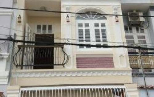 Bán nhà 2 lầu đẹp hẻm xe hơi 2279 Huỳnh Tấn Phát Nhà Bè.