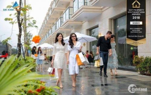 ShopHouse Dragon Smart city với giá đầu tư hấp dẫn, lãi suất cao hàng năm