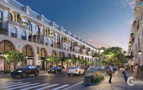 Ngoại giao - Shophouse đẹp nhất Đà Nẵng thanh toán 30% chỉ với 2.1 tỷ, hỗ trợ thanh toán sau 2 năm