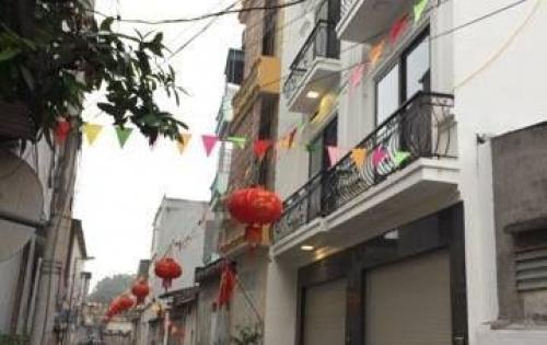 Bán nhà mặt đường ô tô Phố Đức Giang, Long Biên