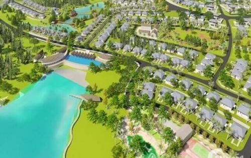 Thị trường BĐS nghỉ dưỡng Hòa Bình sôi sục với dự án Eco Valley Resort