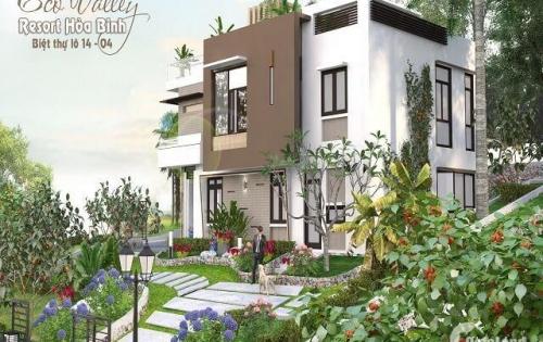 Ra mắt siêu dự án biệt thự nghỉ dưỡng đẳng cấp Eco Valley resort Hòa Bình