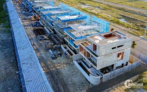 Khu Biêt thự hạng sang view sông kề biển, tại Ngũ Hành Sơn, Đà Nẵng, sở hữu với giá từ 6 tỷ. LH: 0856049736