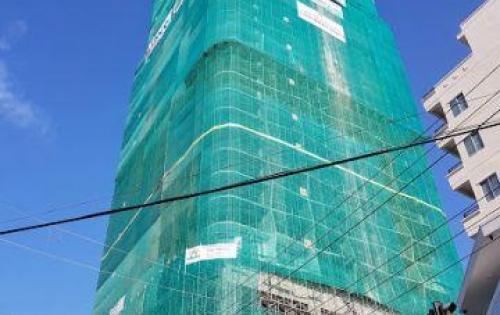 Bán chung cư tầng 4, tòa nhà HUD BUILDING, hướng tây bắc, TTTP Nha Trang (2/2019)