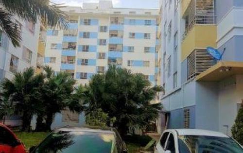 Bán chung cư 1 phòng ngủ vĩnh điềm trung nha trang, 39m2, giá rẻ 900 triệu năm 2019