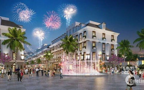 Bán Shophouse Grand World Phú Quốc5 tầng- giá 5,5 tỷ - có chiết khấu