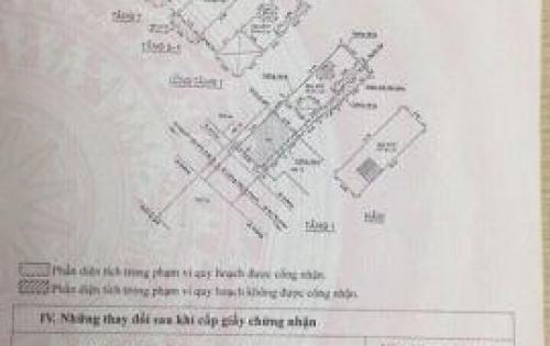Bán khách sạn 2 sao 14 Lương Hữu Khánh, P.Phạm Ngũ Lão, Quận 1 (Gần khu phố tây Bùi Viện) -DTCN: 118,1m2 (6x24m), nở hậu 6,7m -Kết cấu:1hầm, 1lửng, 7 lầu, sân t