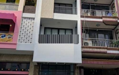 Bán nhà MT đường Trần Khắc Chân, Q1, 4.5x15m, trệt, 2 lầu. giá 16.5 tỷ
