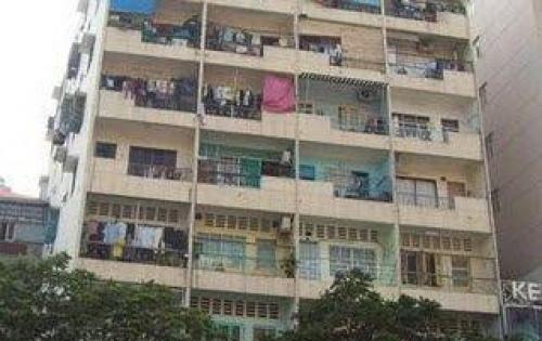 Bán căn hộ chung cư Nguyễn Thị Nghĩa, Q.1