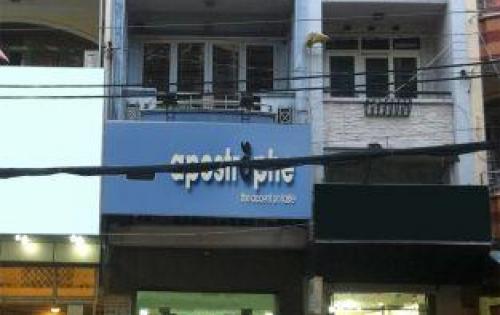 Bán nhà MT đường Nguyễn Văn Giai, Q1, 4x20m, trệt, 2 lầu. giá 25 tỷ