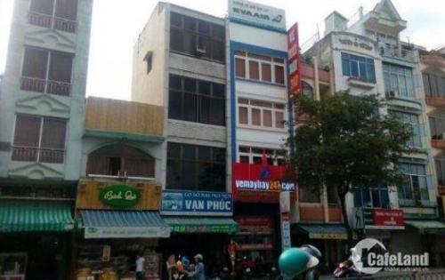 3MT Hẻm Thạch Thị Thanh, P. Tân Định, Q, 1. Diện tích: 8 x 18m, 4 Lầu, giá 45 tỷ