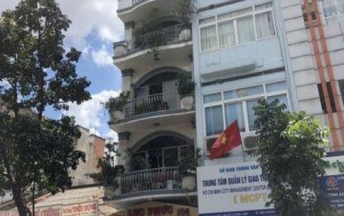 Chính chủ bán gấp nhà Mặt tiền Nguyễn Văn Thủ, Đa Kao, Q1;7x17m; hầm 6 lầu, Giá rẻ 29.9 tỷ