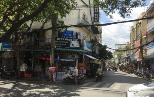 Nhà 212B Nguyễn Trãi, Quận 1, DT: 8x10m, GPXD 6 lầu, giá 18.2 tỷ