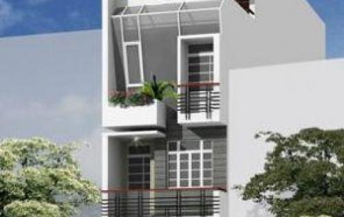 Bán nhà mặt tiền đường Yersin, P. Nguyễn Thái Bình, Quận 1. DT: 4,2x22m