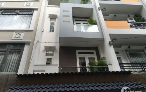 Bán nhà 55m2, 5 tầng,  mặt tiền Lê Lai phường Bến Thành quận 1