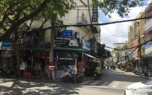Nhà 2 MT hẻm 10m 212B/D Nguyễn Trãi. Q1. Căn góc ngang 8m duy nhất khu vực