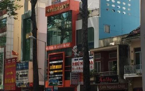 Nhà bán mặt tiền Trần Quang Khải - Hai Bà Trưng, Q1. DT: 6,4x23m,HĐT:120tr/th, giá 39 tỷ.