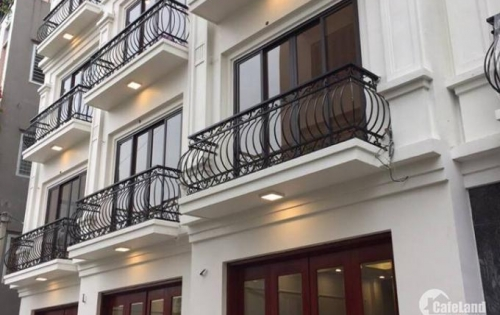 Bán nhà 56m2, 6 tầng, hẻm xe hơi, Lê Thị Bạch Cát phường 11 quận 11. Giá 5,85 tỷ