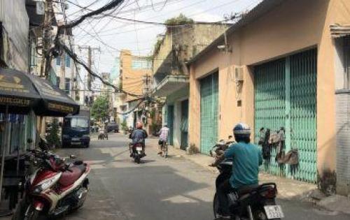 Cần Bán Nhà Mặt Tiền Ở Đường Thái Phiên P8 Q11