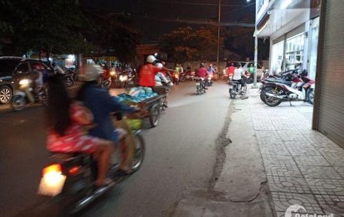 Bán nhà mặt tiền Nguyễn Thị Búp 1 trệt 1 lửng mới xây, 2PN 2WC ,4x15, chỉ  2 tỷ 9