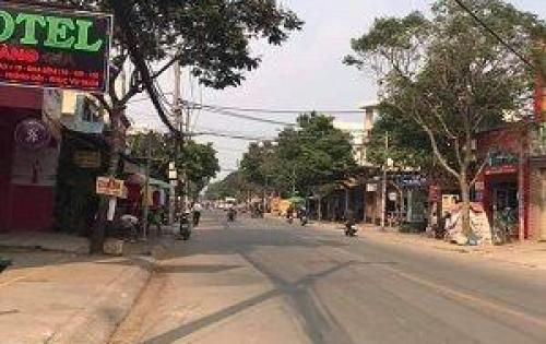 Nhà bán 7,5 x 24m giá 13 tỷ 500 triệu mặt tiền đường Dương Thị Mười, đường nhựa 15m thông.