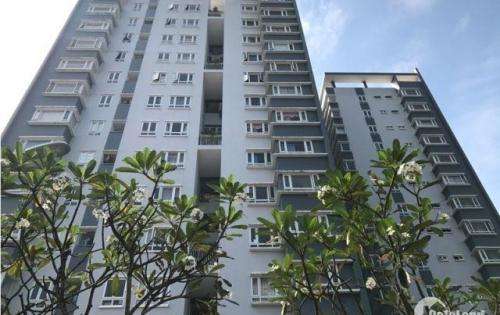 Bán căn hộ đã có sổ hồng riêng tại Võ Đình, mặt tiền Lê Văn Khương. Đối diện bến xe buýt Hiệp Thành
