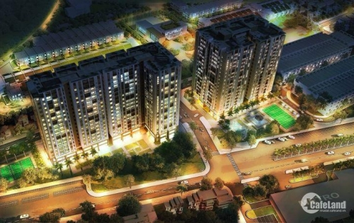 Căn hộ siêu hot Stown Tham Lương, giá chỉ 20.4tr/m2, ngân hàng hỗ trợ 70%- 0909 488 226