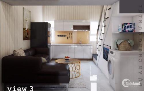 Cần bán chung cư mini 30m2 ngay phần mềm Quamg Trung giá 550tr