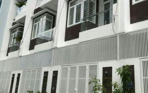 Bán nhà 1 trệt 3 lầu 4x12m giá 3.7 tỷ. Đường 6m Nguyễn Thị Kiểu, P.Hiệp Thành, Q12