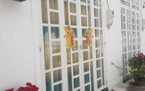Bán nhà 1 lầu Hà Huy Giáp, giáp Gò Vấp